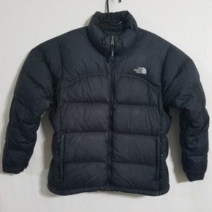 The North Face Womens XL Nuptse Puffer Jacket Coat